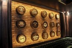 Рекламастер - интерьерное оформление барови ресторанов - барные стойки