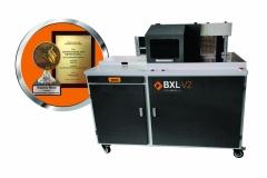 Изготовление объемных букв с помощью машины для объемных букв BXL-V2