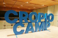 объеммные буквы для семинара Cropio