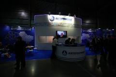 оформление стойки ресепшн и информациооной стойки на выставке