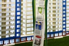 выставочный стенд строительной фирмы