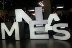 об'ємні літери метал Names
