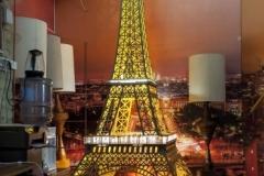Эйфелева башня макет от копании Рекламастер сдается в аренду