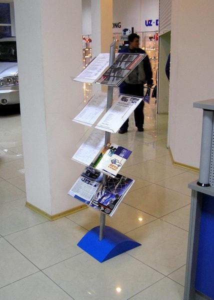 Виставкові та інформаційні стенди